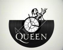Queen hanglemez óra