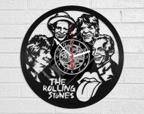 Rolling Stones hanglemez óra