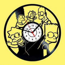 The Simpsons hanglemez óra