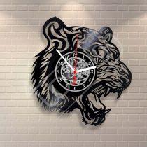 Tigris hanglemez óra