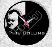 Phil Colins hanglemez óra