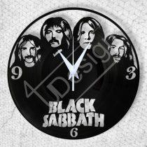Black Sabath hanglemez óra