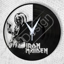 Iron Maiden hanglemez óra