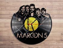 MAROON 5 hanglemez óra