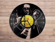 Darth Vader gitárral hanglemez óra