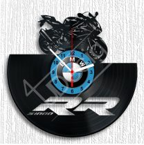 BMW RR motor hanglemez óra