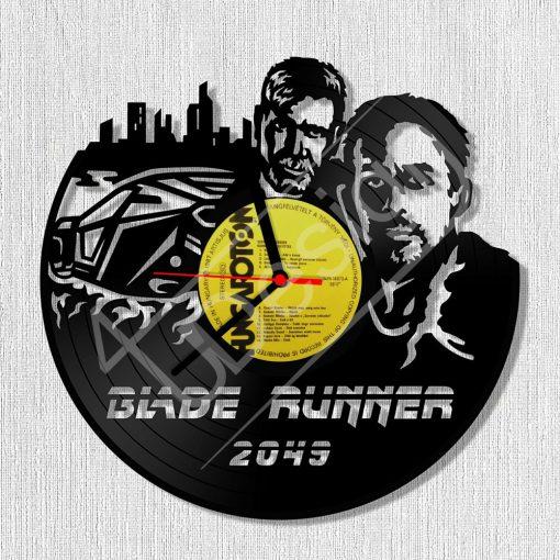 Szárnyas fejvadász - Blade Runner hanglemez óra - bakelit óra