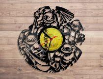 Tini nindzsa teknősök hanglemez óra