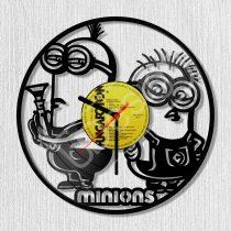 Minions - Minyonok hanglemez óra