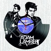Adam Lambert hanglemez óra
