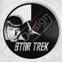 Star Trek hanglemez óra