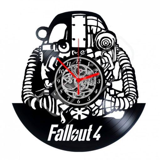 Fallout 4 hanglemez óra - bakelit óra
