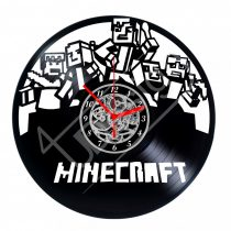 Minecraft hanglemez óra