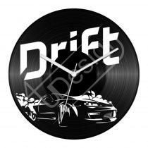Drift hanglemez óra