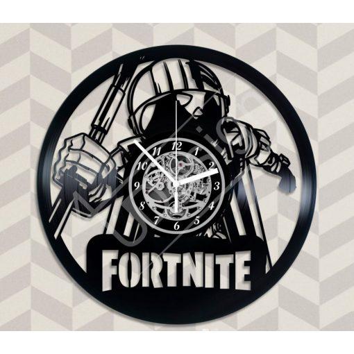 Fortnite hanglemez óra - bakelit óra