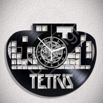 Tetris hanglemez óra
