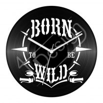 Born to be wild hanglemez óra