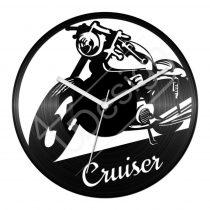 Cruiser hanglemez óra