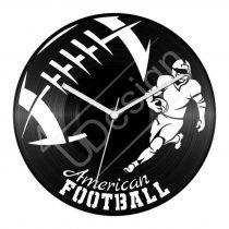 NFL amerikai focis hanglemez óra